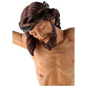 Ciało Chrystusa Leonardo czyste złoto wyk. antyczne s2