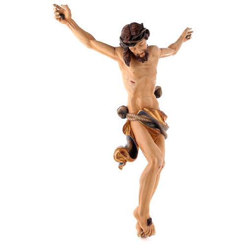 Ciało Chrystusa Leonardo czyste złoto wyk. antyczne 6