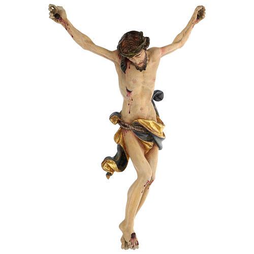 Ciało Chrystusa Leonardo czyste złoto wyk. antyczne 5