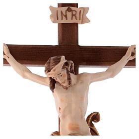 Crocefisso Leonardo croce brunita barocca brunito 3 colori s2