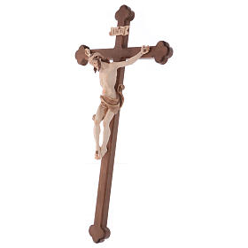 Crocefisso Leonardo croce brunita barocca brunito 3 colori s3