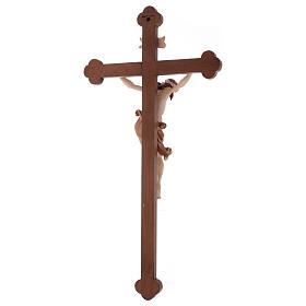 Crocefisso Leonardo croce brunita barocca brunito 3 colori s5