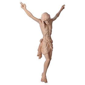 Body of Jesus Christ Siena in natural wood s3