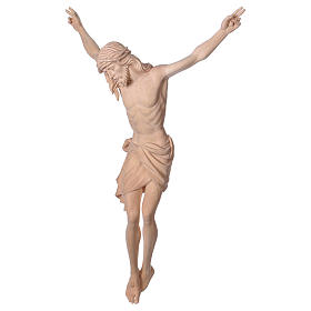Body of Jesus Christ Siena in natural wood s5
