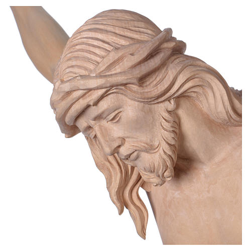 Body of Jesus Christ Siena in natural wood 2