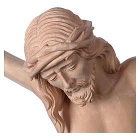 Body of Jesus Christ Siena in natural wood s4