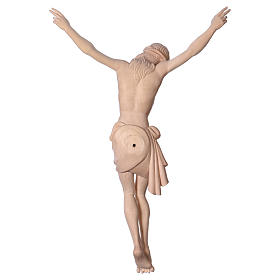 Body of Jesus Christ Siena in natural wood s6