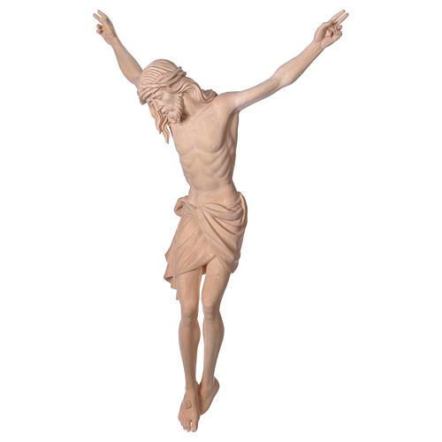 Body of Jesus Christ Siena in natural wood 5
