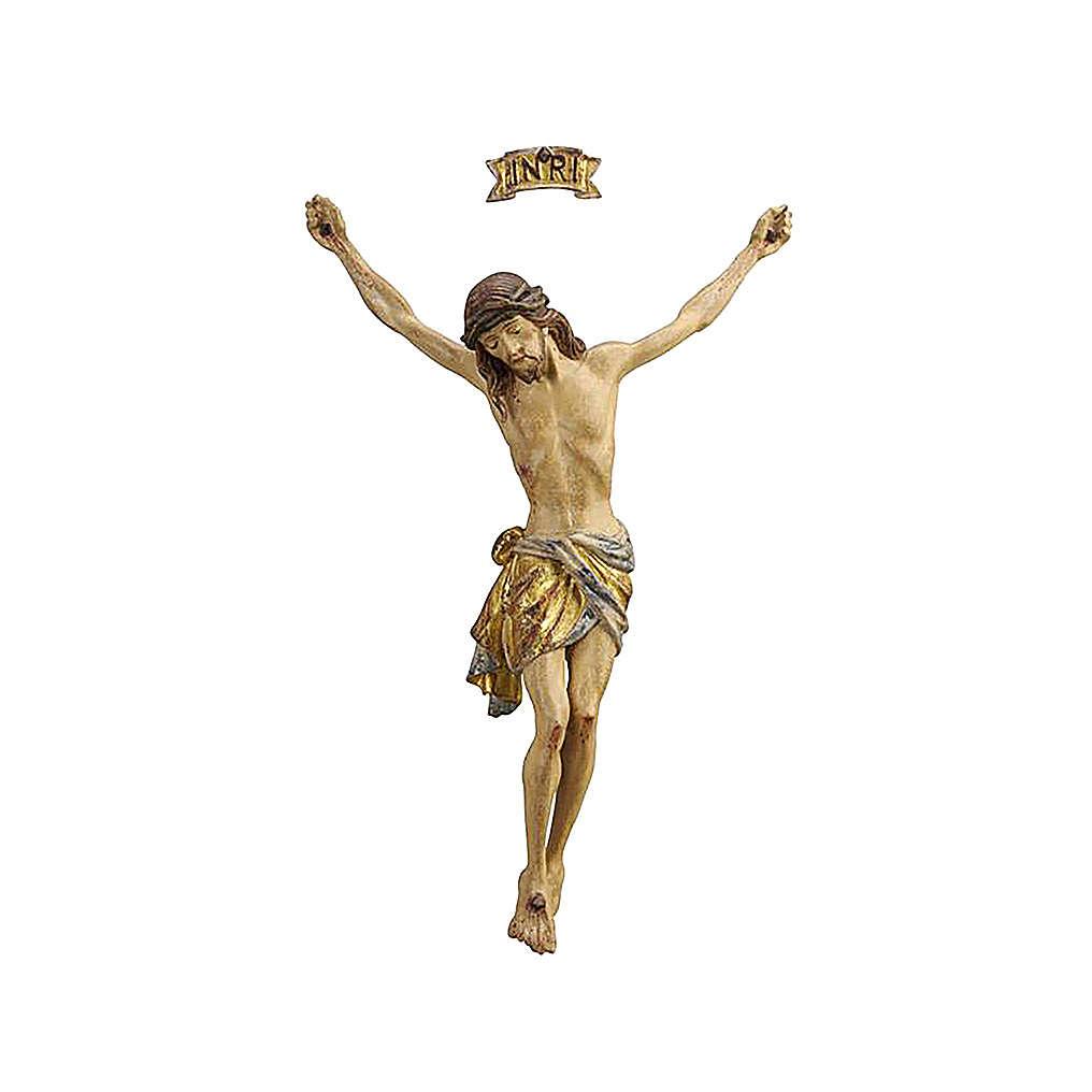 Corpo Cristo Siena manto oro zecchino antico 60 cm 4