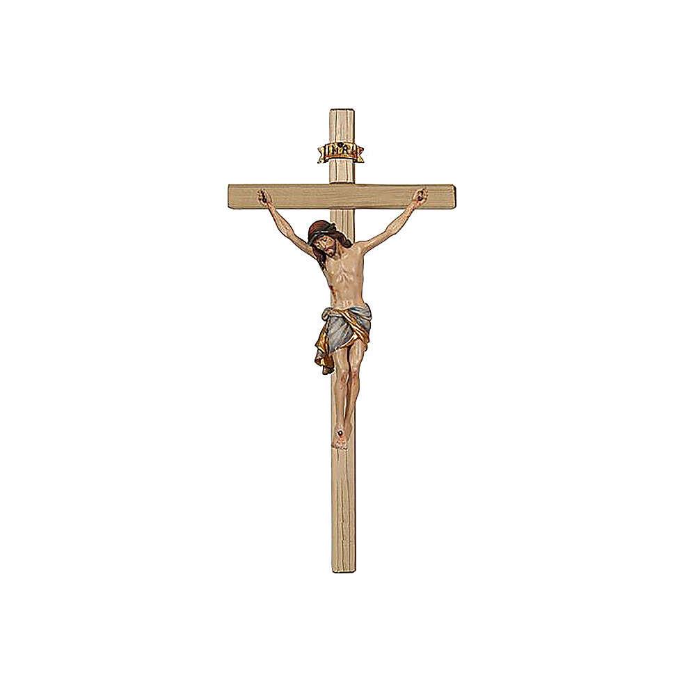 Crocefisso oro zecchino antico Cristo Siena  4