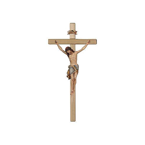 Crocefisso oro zecchino antico Cristo Siena  1