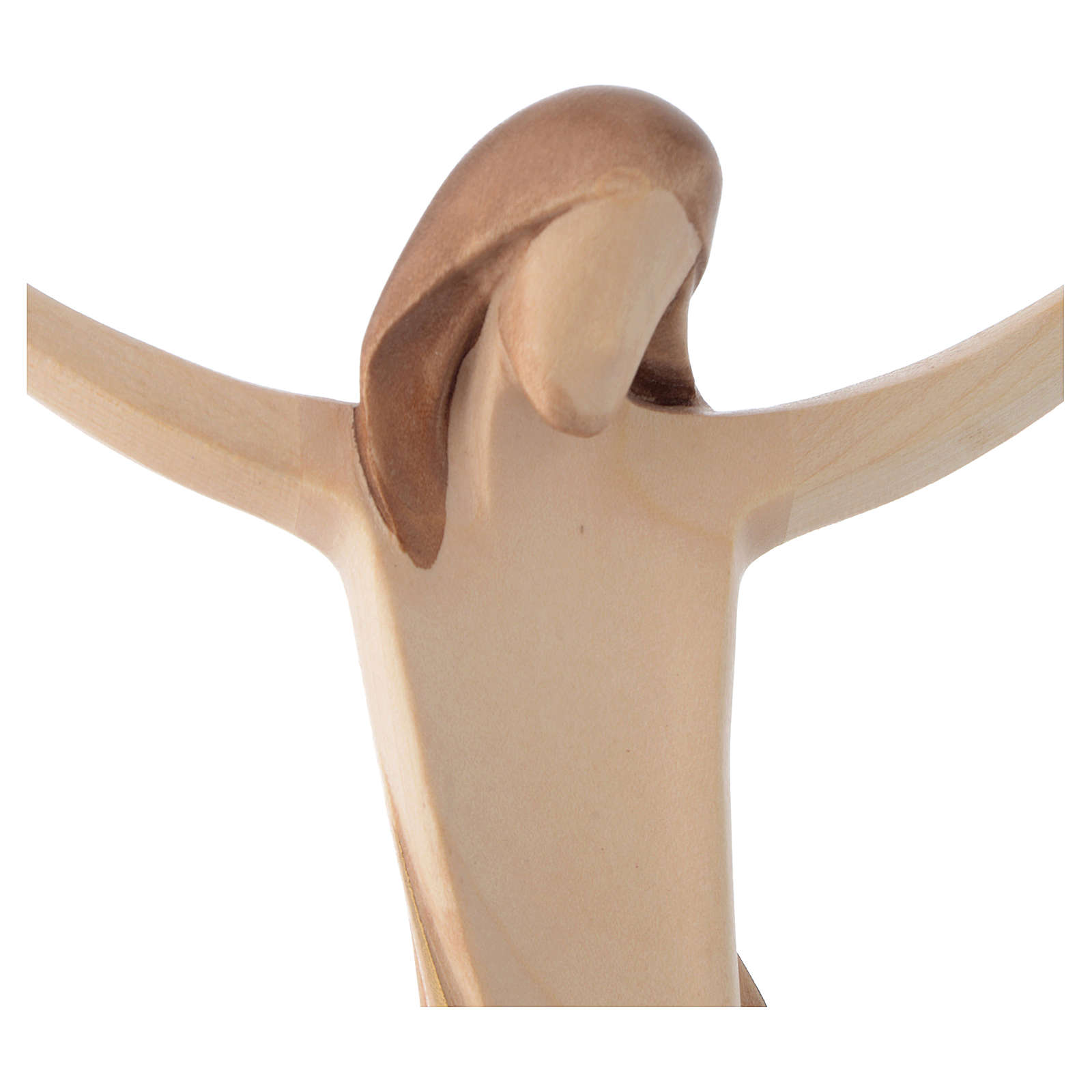 Corpo di Cristo Ambiente Design legno Valgardena brunito 3 colori 4