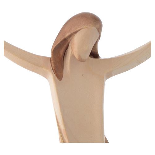 Corpo di Cristo Ambiente Design legno Valgardena brunito 3 colori 2