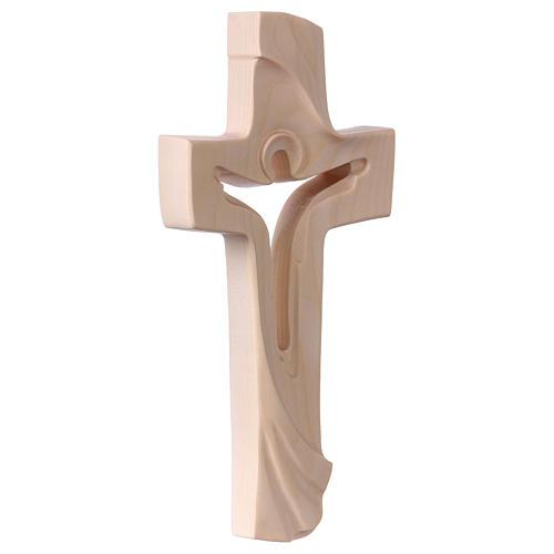 Cruz de la Paz Ambiente Design madera Val Gardena natural 3