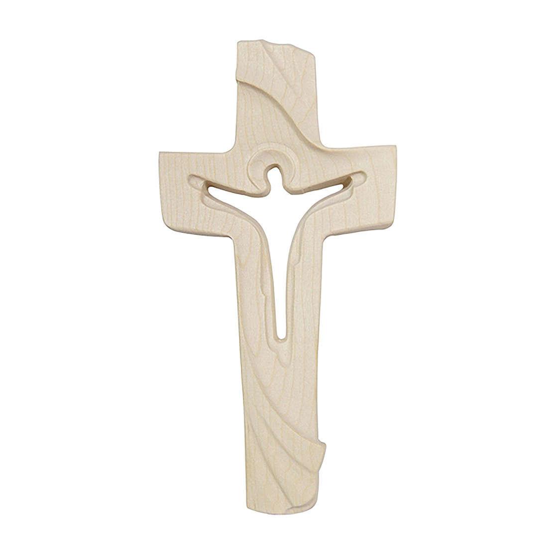 Croce della Pace Ambiente Design legno Valgardena naturale 4