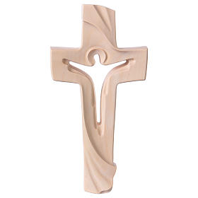 Crocifissi in legno: Croce della Pace Ambiente Design legno Valgardena naturale