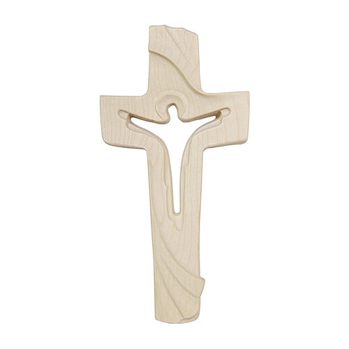 Croce della Pace Ambiente Design legno Valgardena naturale 1