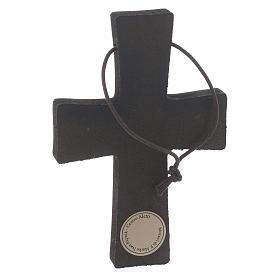 Crocetta Passione di Padre Rupnik 10x5 s2