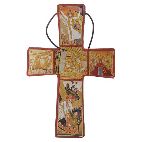 Croce della Passione di Gesù Padre Rupnik 10x15 1