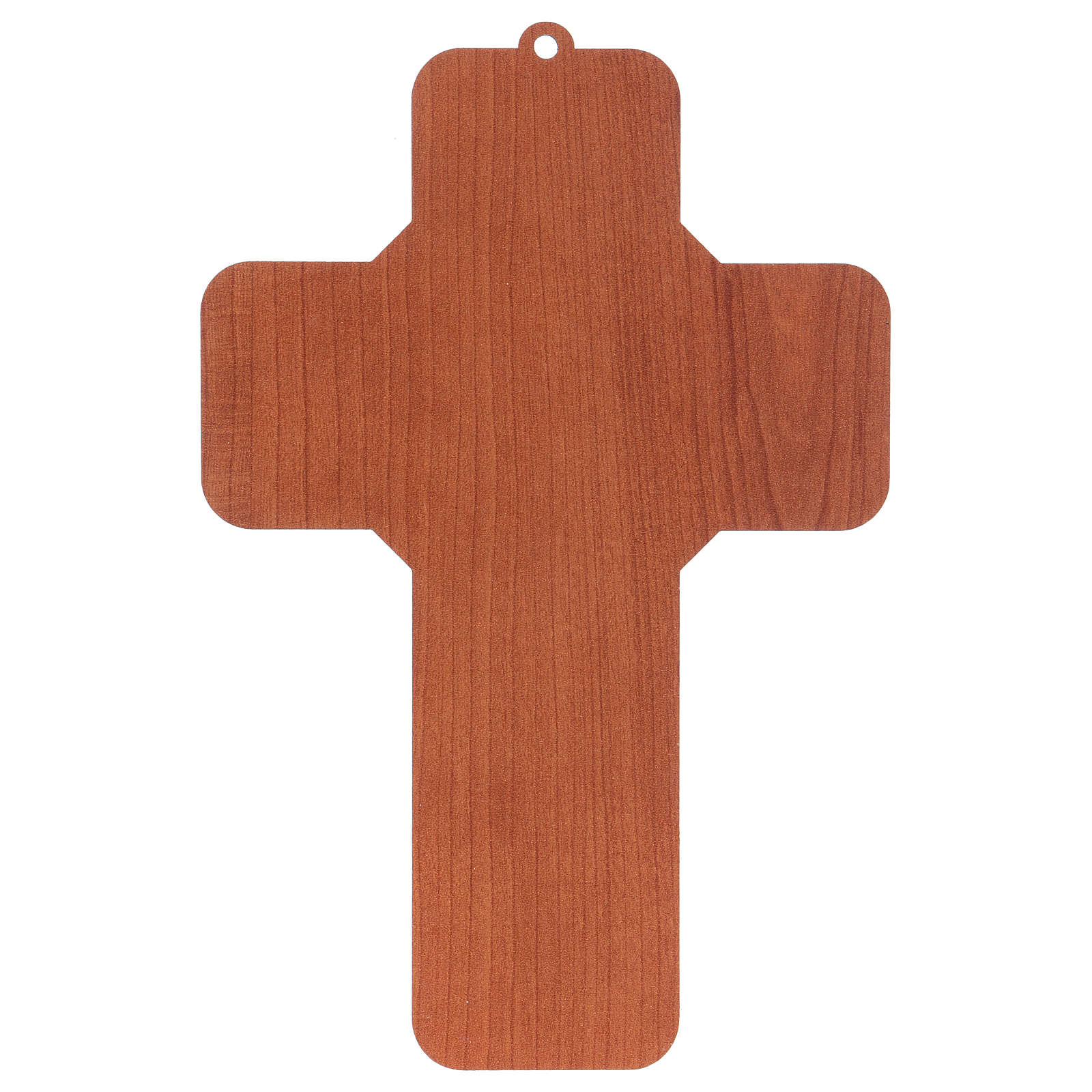 Cruz de mdf belén 12x18 cm 4