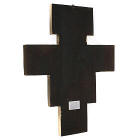 Crucifijo San Damián imprenta 75x60 cm s3