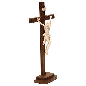 Natural ashwood crucifix s4