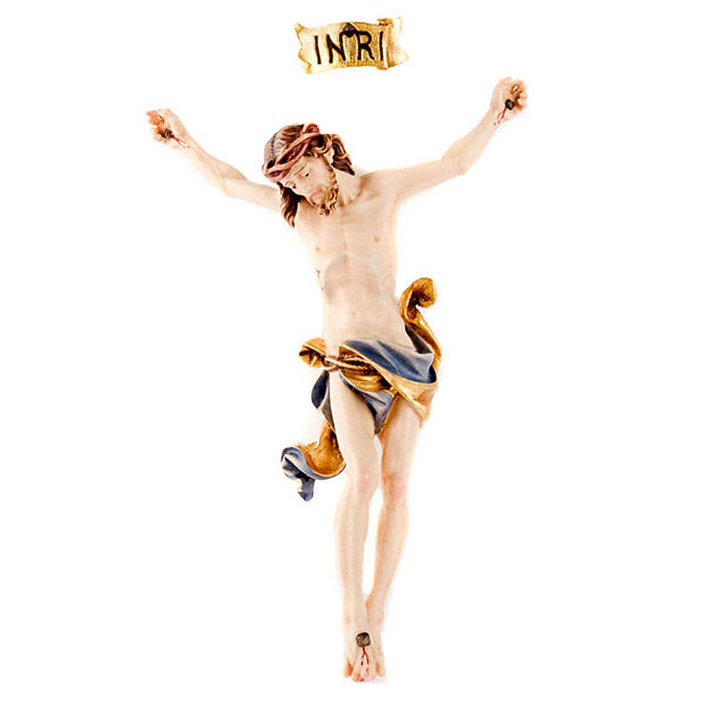 Corpo di Cristo Leonardo legno dipinto 4