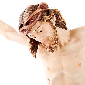 Corpo di Cristo Leonardo legno dipinto s2