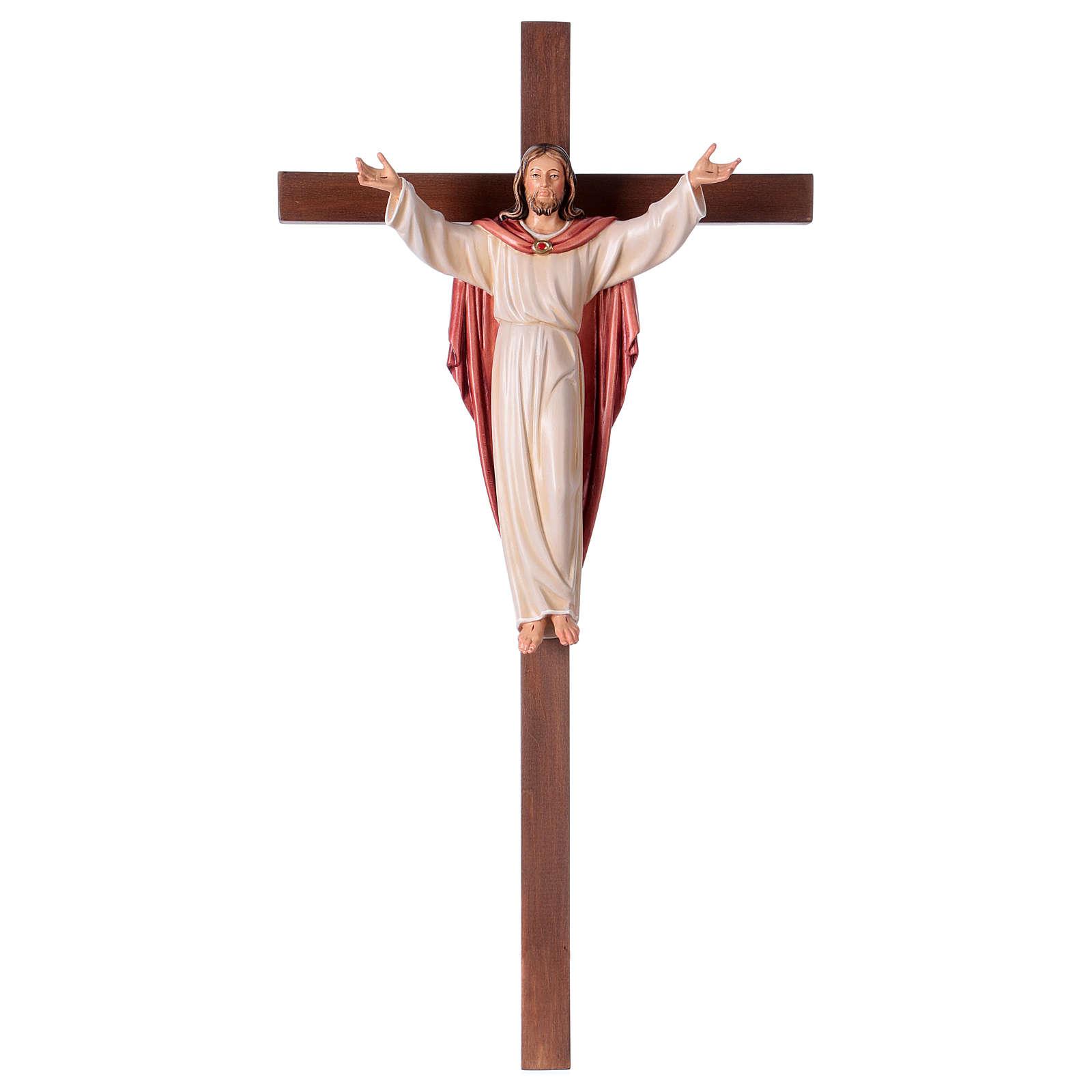 Crucifix résurrection, croix 4