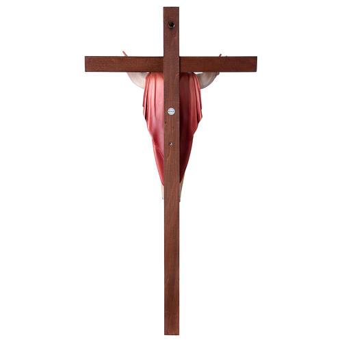 Krucyfiks Zmartwychwstały krzyż prosty 5