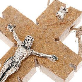 Crucifix Medjugorje pierre s2