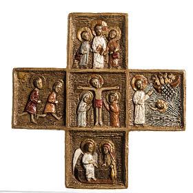 Cruz Pascual de piedra Bethléem s1