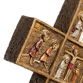 Croix Pascale 16 cm pierre Bethléem s3