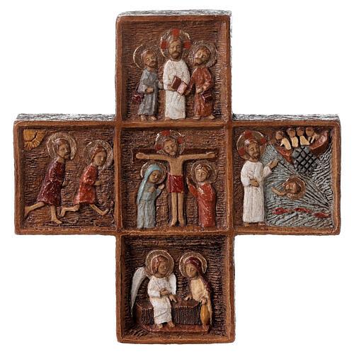 Croce Pasquale pietra Bethléem 1