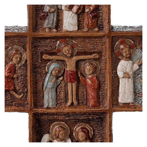 Croce Pasquale pietra Bethléem 2