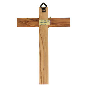 Holy Spirit cross in Olive wood s4