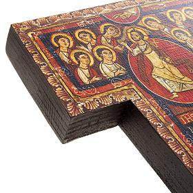 Crucifijo de madera San Damian diferentes tamaños s6
