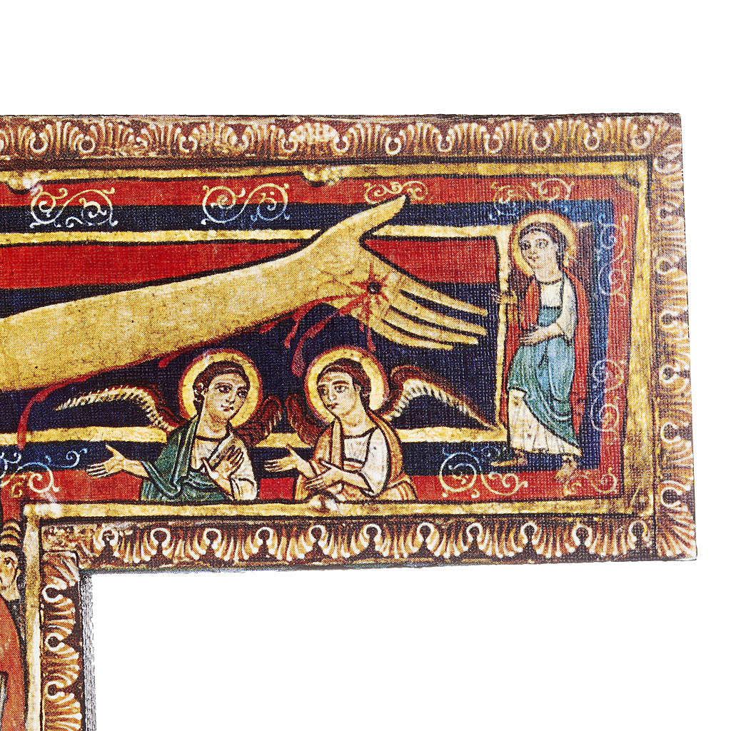 Crocifisso legno San Damiano misure diverse 4