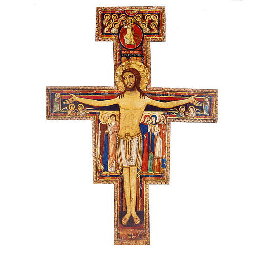 Saint Damien crucifix, different sizes 1