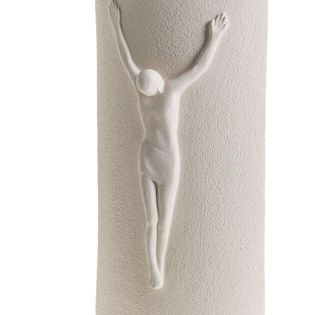 Bas-relief, Stele model crucifix 29,5 cm 4