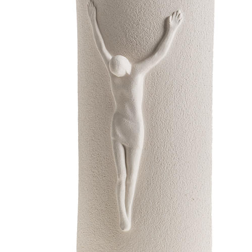 Bas-relief, Stele model crucifix 29,5 cm 3