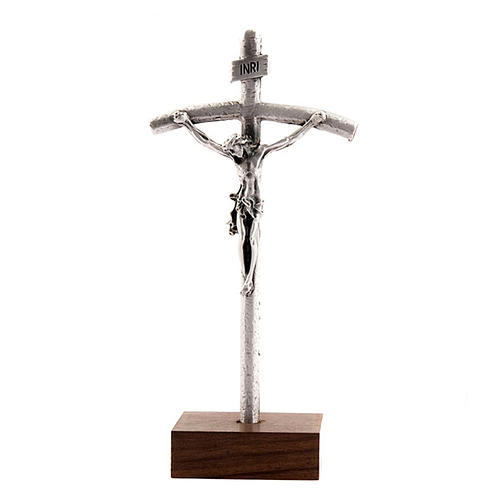Krzyż pastoralny z podstawą 1