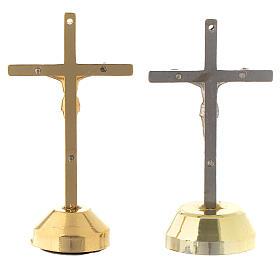 Croix aimant, métal s3