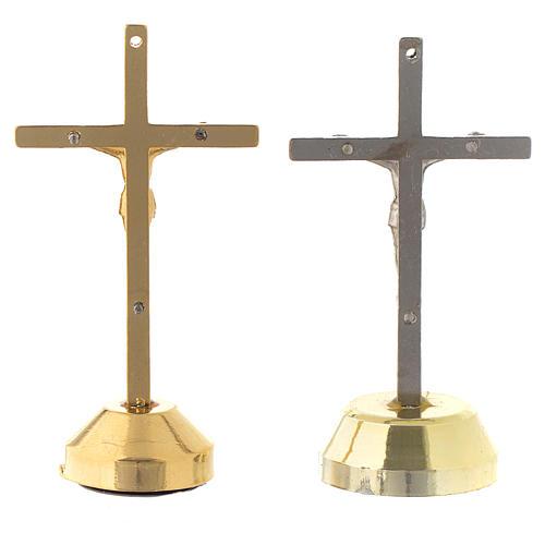 Croix aimant, métal 3