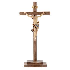 Crucifijo Leonardo de mesa s1