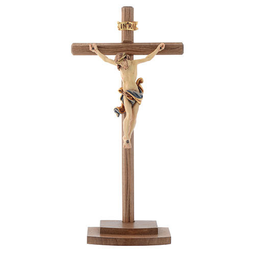 Crucifijo Leonardo de mesa 1