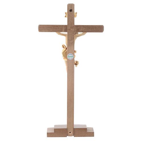 Crucifijo Leonardo de mesa 4