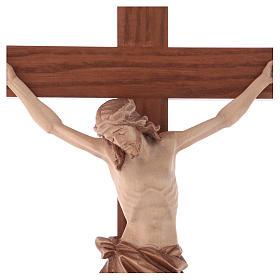 Krzyż na stół mod. Corpus drewno Valgardena s2
