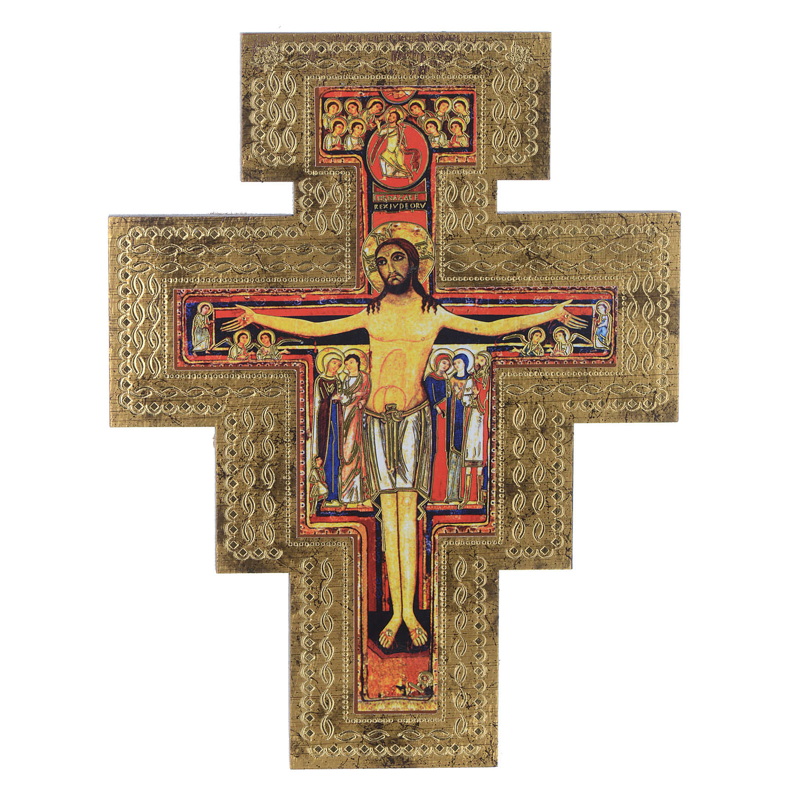 Saint Damiano crucifix 4