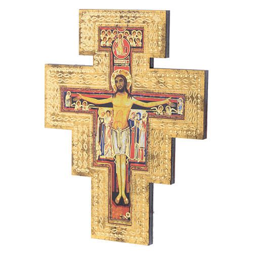 Saint Damiano crucifix 2